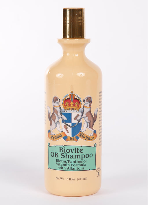 Crown Royale - Biovite Shampoo Concentrate Formula 1 - 16OZ