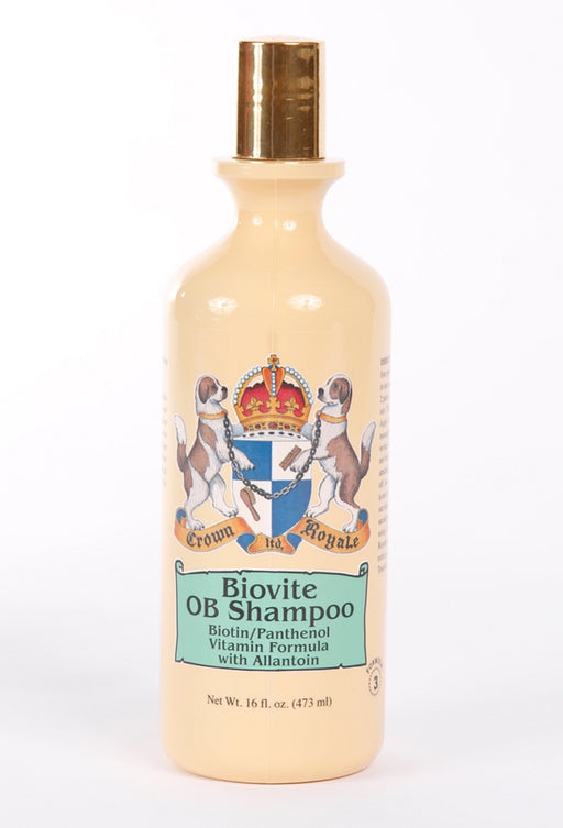 Crown Royale - Biovite Shampoo Concentrate Formula 3 - 16OZ