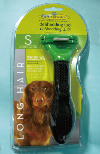 FURminator - Small Long Hair Dog deShedding Tool