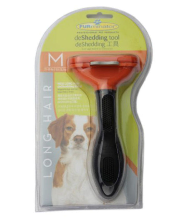 FURminator - Medium Long Hair Dog deShedding Tool