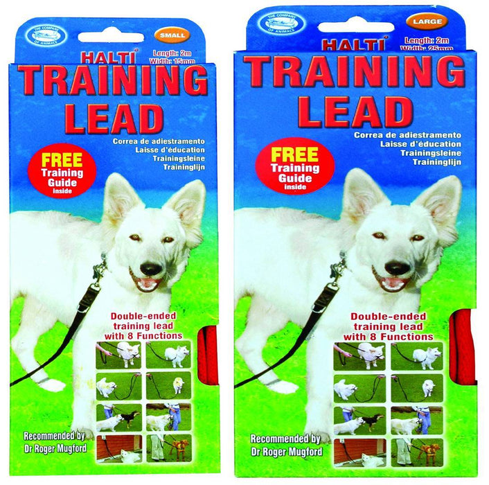 Halti - Training Lead Red - PetProject.HK