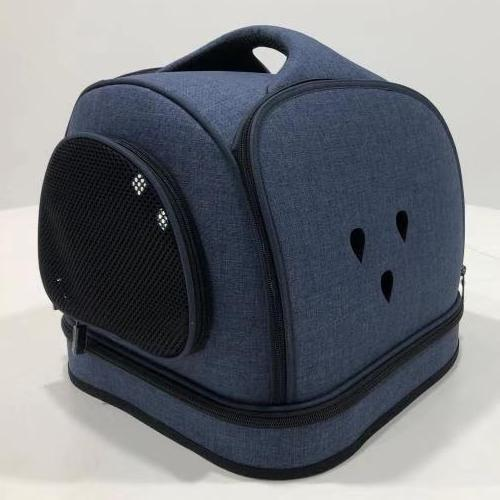 One for Pets - Space Pet Carrier - Blue - 45CM x 40.9CM x 40CM(L)