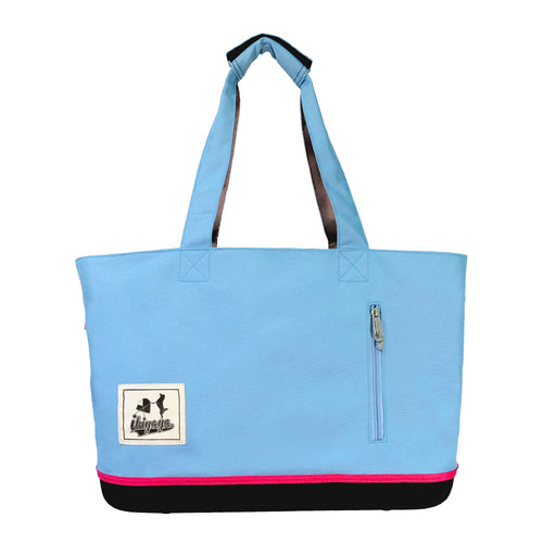 Ibiyaya - Color Play Pet Carrier - Sky Blue - PetProject.HK