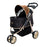 Ibiyaya - Monarch Premium Pet Jogger - Luxury Gold - PetProject.HK