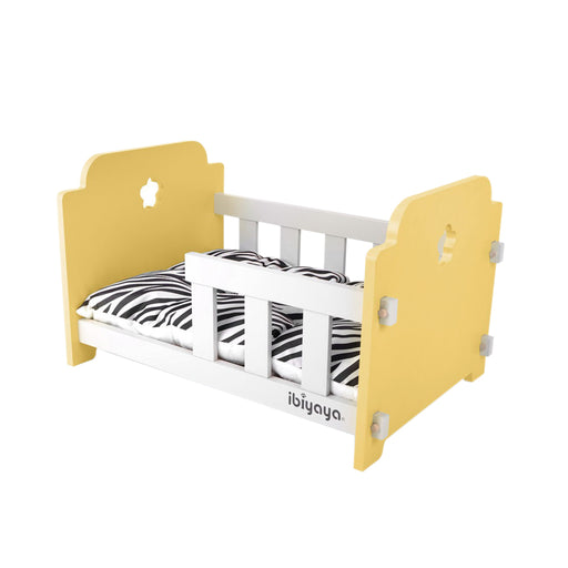 Ibiyaya - Pet Crib - Yellow/Beige