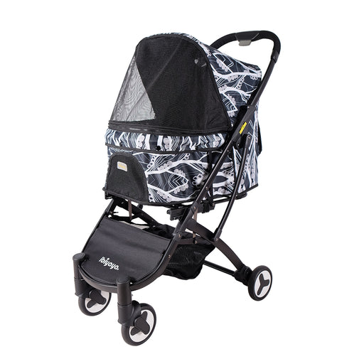 Ibiyaya - Speedy Fold Pet Buggy - Black - PetProject.HK