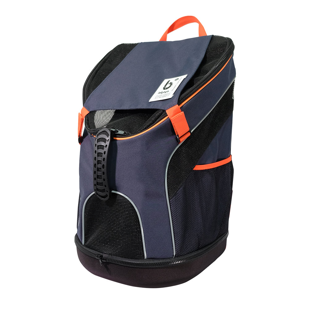 Ibiyaya - Ultralight Backpack Carrier - Navy Blue