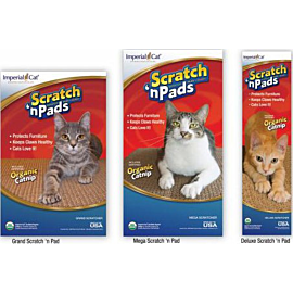 Imperial Cat Grand Scratch 'n Pad - PetProject.HK
