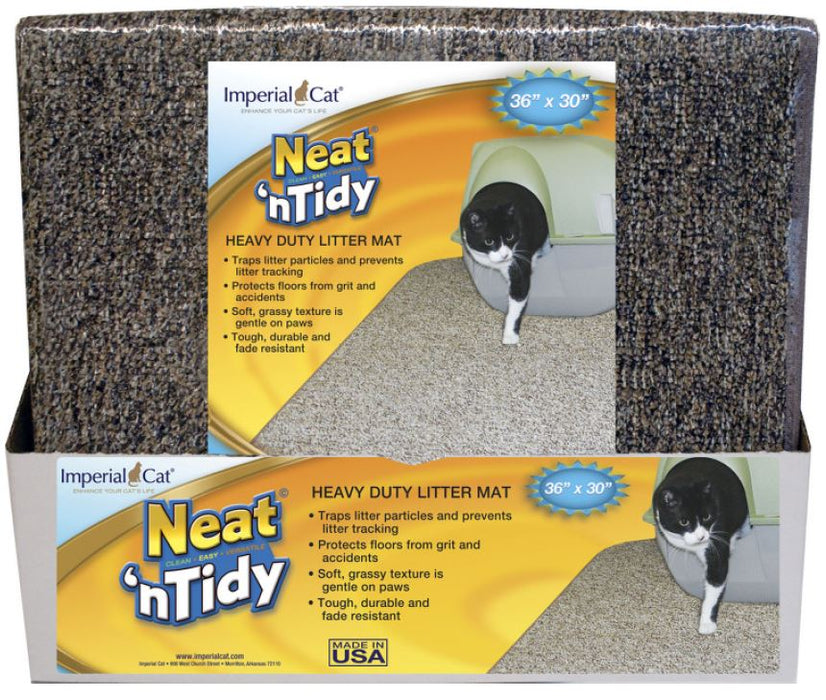 "Imperial Cat - Neat 'n Tidy - Heavy Duty Litter Mat (36"" x 30"") - PetProject.HK"
