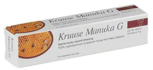 Kruuse - Manuka Honey G Wound Dressing Gel - 15G
