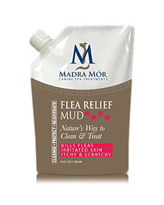 PetProject.HK: Madra Mor - Flea Relief Mud / Fortifying Mud - 296ml