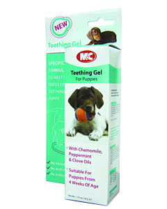 Mark & Chappell - Soothing Teething Gel for Puppies - PetProject.HK