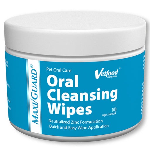 Maxiguard - Oral Cleansing Wipes - 100PC - PetProject.HK