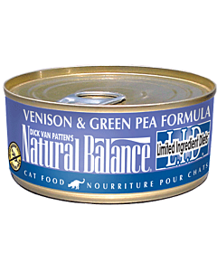 PetProject.HK: Natural Balance - Cat Venison & Green Pea Formula Canned - 5.5oz