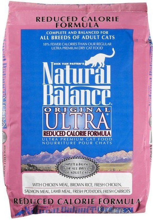 PetProject.HK: Natural Balance - Reduced Calorie Formula