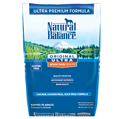 PetProject.HK: Natural Balance - Ultra Premium Dry Dog Food - 4.5LB