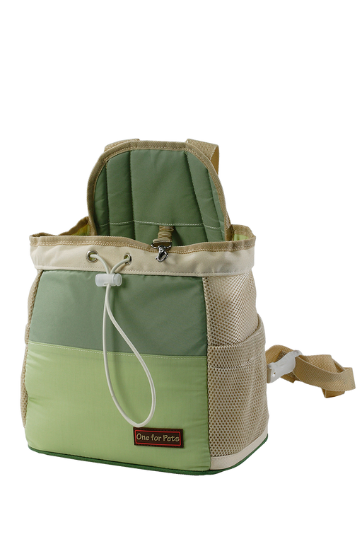 One for Pets - Front Carrier - Green