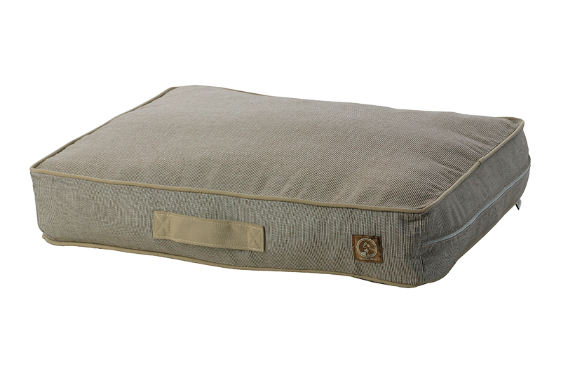 "One for Pets - Siesta Spanish Indoor / Outdoor Bed - Brown - 34"" x 45"" x 5"" - L - PetProject.HK"