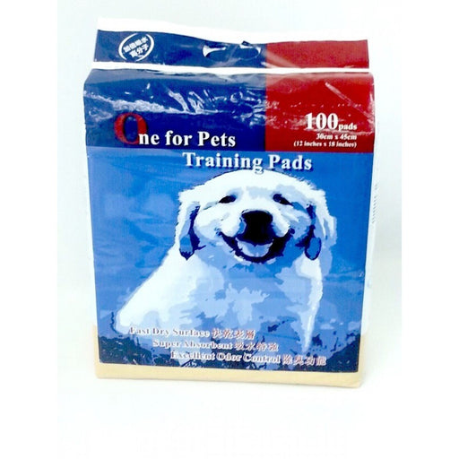 One for Pets - Training Pad - 30*45CM - 100PADS - PetProject.HK