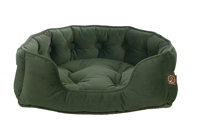 One for Pets - Faux Suede Snuggle Bed - Vienna Harbor