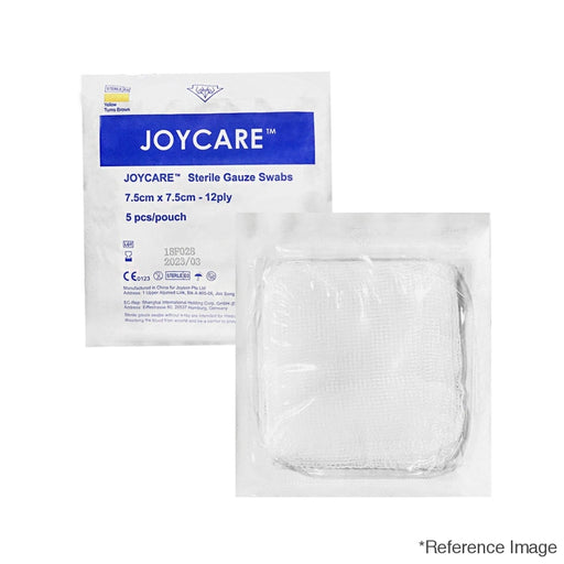 Absorbent Sterilized Gauze 7.5x7.5cm 5PCS/Pack x10