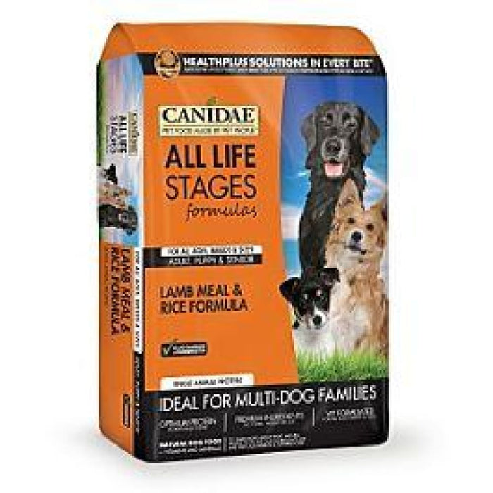 Canidae - All Life Stages Dry Dog Food Lamb 30Lb Dogs