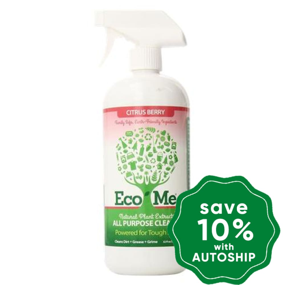Eco-me - All Purpose Cleaner - Citrus Berry - 32OZ - PetProject.HK
