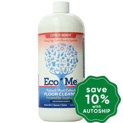 Eco-me - Floor Cleaner - Citrus Berry - 32OZ - PetProject.HK