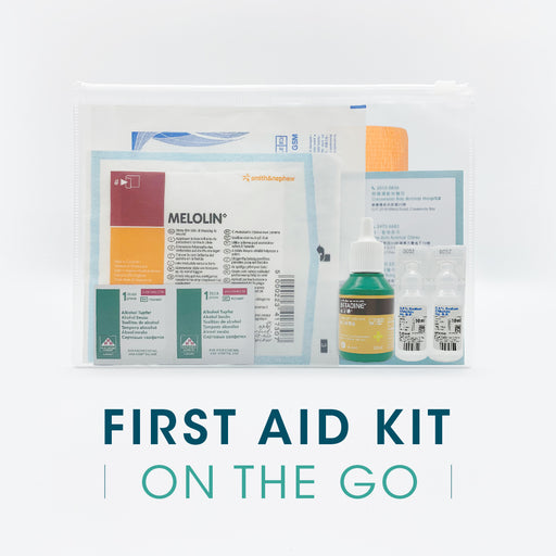 First Aid Kit On The Go