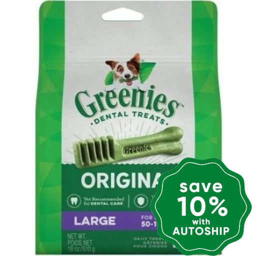 Greenies - Original Large 18Oz Dogs