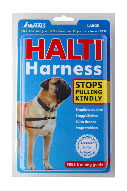 Halti - Harness - L - PetProject.HK