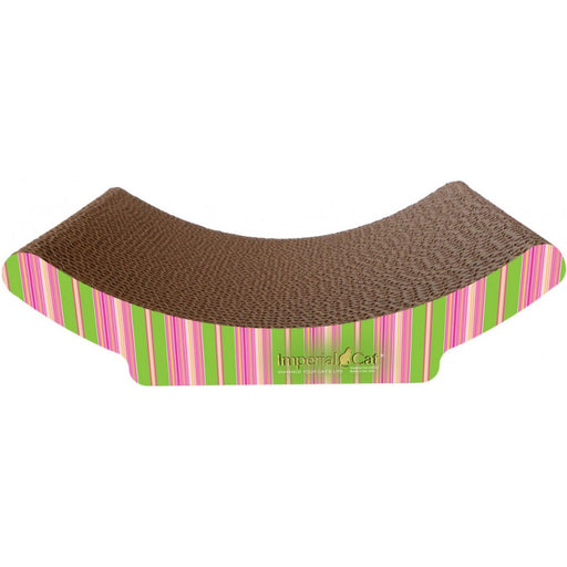 "Imperial Cat - Shape Scratchers - Cozy Curl (9""D x 4.5""H x 15""W) - PetProject.HK"