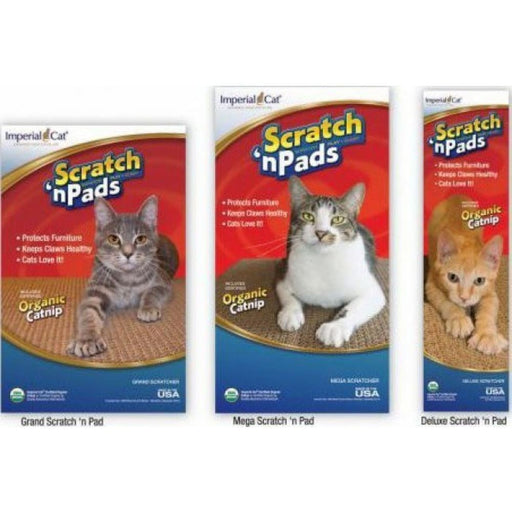 Imperial Cat - Scratch 'n Pads - PetProject.HK