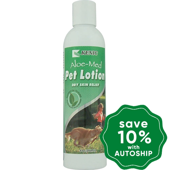 Kenic - Aloe-Med Pet Lotion - 8OZ - PetProject.HK
