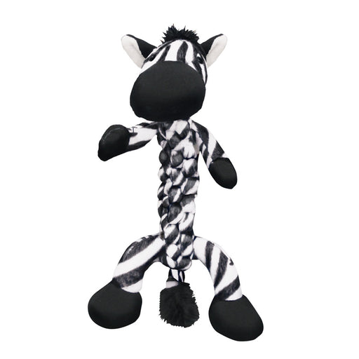 Kong - Braidz Zebra - Small - PetProject.HK