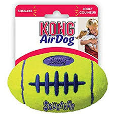 Kong - Air Squeaker Football - Large