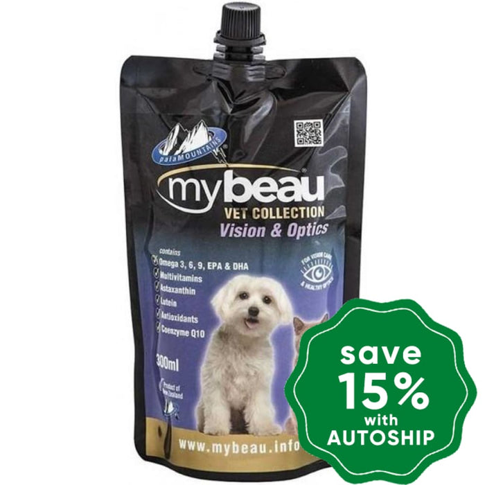My Beau - Vision & Optics Jelly Supplement for Dogs & Cats - 300ml - PetProject.HK