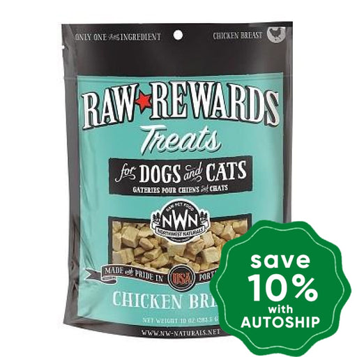 Northwest Naturals - Freeze-Dried Cat & Dog Treats - Chicken Breast - 85G - PetProject.HK