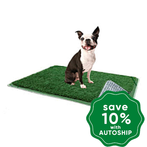 "Poochpad - Indoor Turf Dog Potty PLUS Connectable 16"" x 24"" - PetProject.HK"