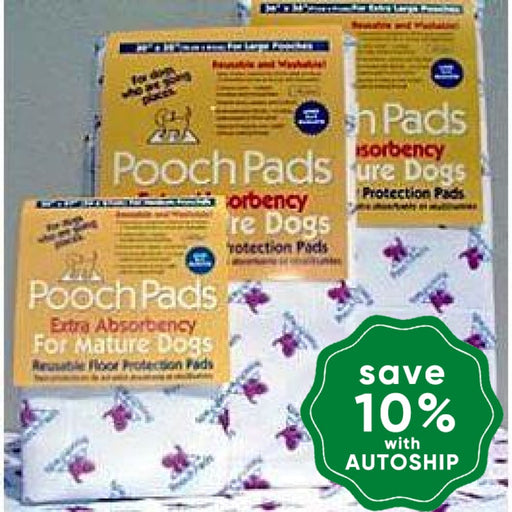PoochPad - PoochPads for Mature Dogs - Extra Absorbant - PetProject.HK