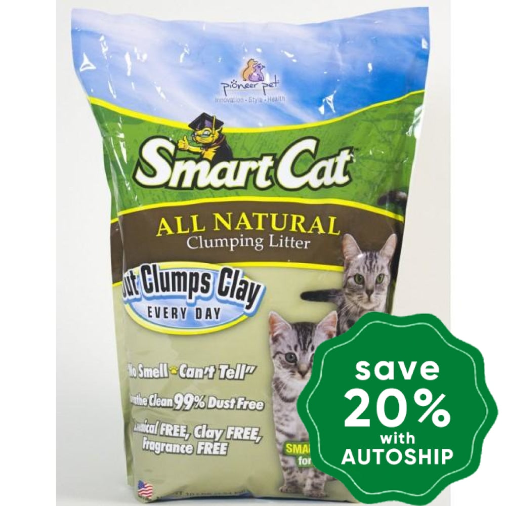 Smartcat - ALL NATURAL Clumping Litter - 5LB - PetProject.HK