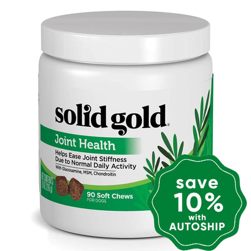 Solid Gold - Dog Supplements - Joint Health Chews - 7.6OZ - PetProject.HK