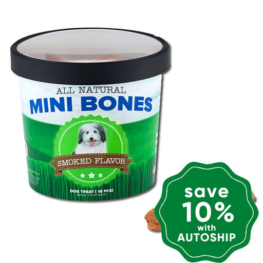 The Rawhide Express - Minibones - Smoked - 99G - PetProject.HK