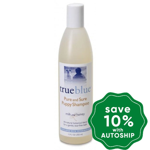 TrueBlue - Pure and Sure Puppy Shampoo 12oz - PetProject.HK