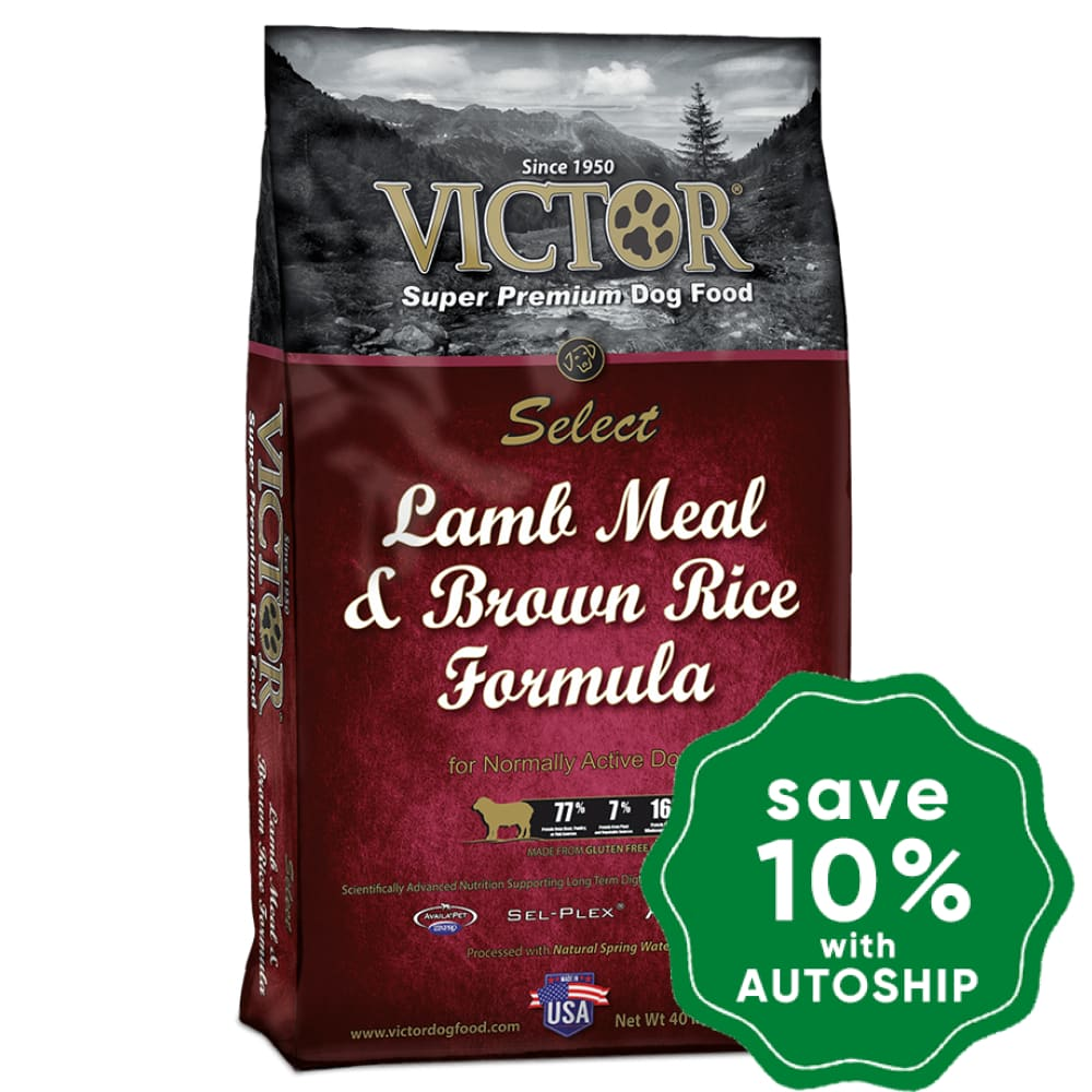 Victor - Lamb Meal & Brown Rice for All Life Stages - 15LB - PetProject.HK