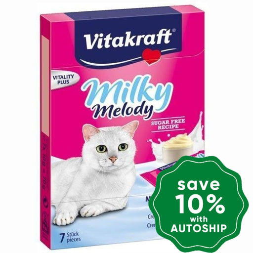 Vitakraft - Milky Melody for Cats - 7 Sticks - 70G - PetProject.HK
