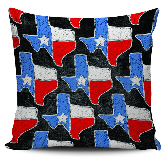 Texas Pillow Cover