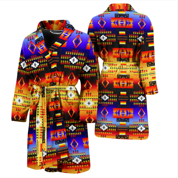 Seven Tribe Morning to Midnight Men's Bath Robe