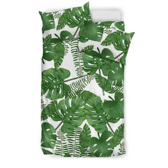 Leaves Bedding Set