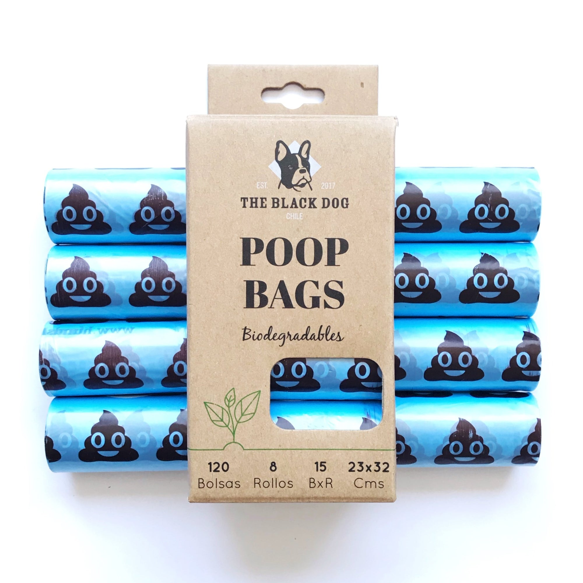 Pack de 8 Bolsitas Biodegradables